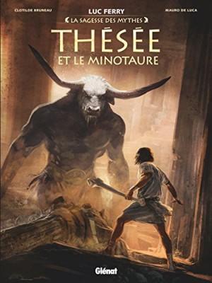 """Afficher """"La Sagesse des mythes Thésée et le Minotaure"""""""
