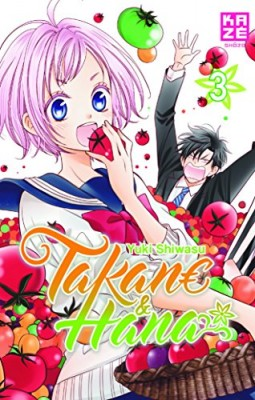 """Afficher """"Takane & Hana n° 3"""""""