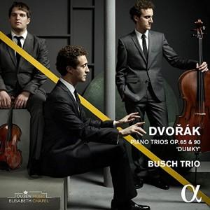 "Afficher ""Trios avec piano, op.65 & 90 ""Dumky"""""
