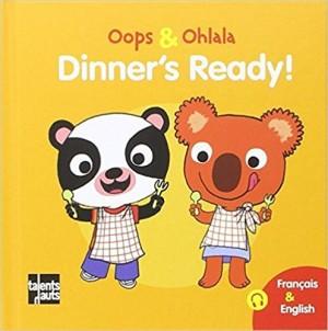 "Afficher ""Dinner's ready !"""