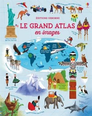 """Afficher """"Le grand atlas en images"""""""