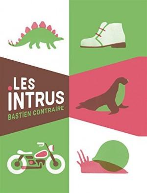 Couverture de Les intrus. : Aliments