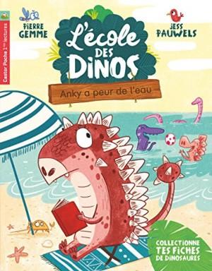 """Afficher """"L'école des Dinos n° 2 Anky a peur de l'eau"""""""