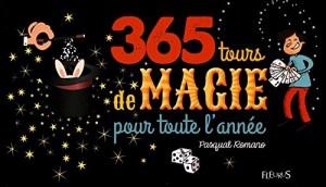 """Afficher """"365 tours de magie pour toute l'année"""""""