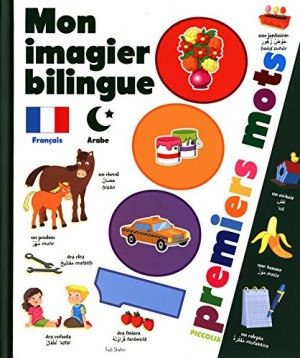 """Afficher """"Mon imagier bilingue français-arabe"""""""