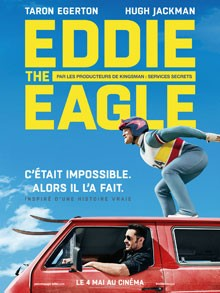 "Afficher ""Eddie the Eagle"""