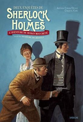 """Afficher """"Les enquêtes de Sherlock Holmes Le ruban moucheté"""""""