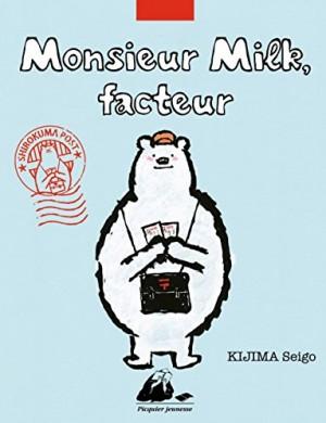 """Afficher """"Monsieur Milk, facteur"""""""