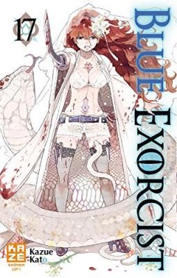 "Afficher ""Blue exorcist n° 17"""