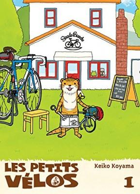 vignette de 'petits vélos (Les) n° 1 (Keiko Koyama)'