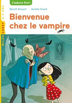 """Afficher """"Bienvenue chez le vampire"""""""