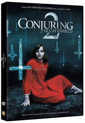 "Afficher ""Conjuring n° 2 Conjuring 2 - Le cas Enfield"""