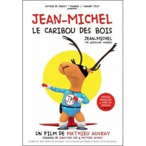 """Afficher """"Jean-Michel, le caribou des bois"""""""