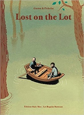 "Afficher ""Lost on the Lot"""