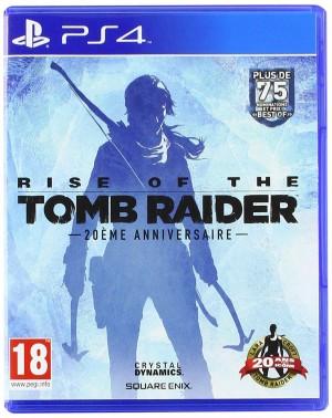 "Afficher ""Rise of the Tomb Raider - 20ème anniversaire"""