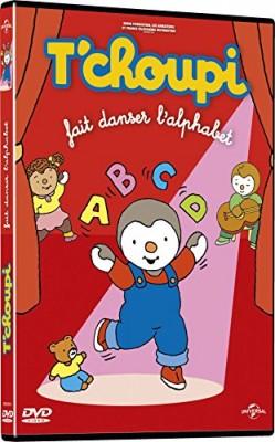 """Afficher """"T'choupi fait danser l'alphabet"""""""