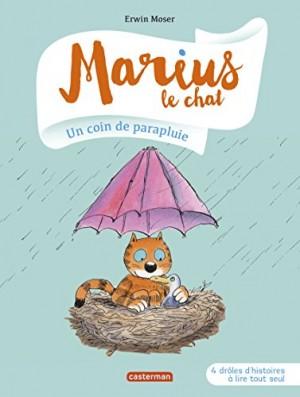 """Afficher """"Marius le chat n° 7 Un coin de parapluie"""""""