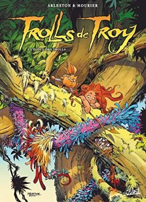 """Afficher """"Trolls de Troy n° 22 À l'école des trolls"""""""