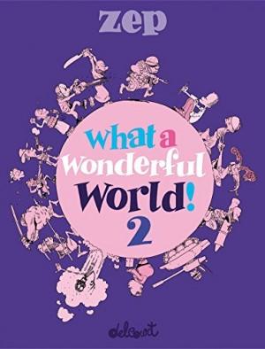 "Afficher ""What a wonderful world !."""