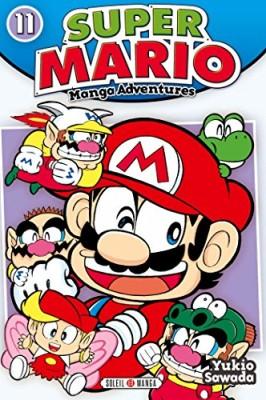 """Afficher """"Super Mario : manga adventures n° 11 Super Mario"""""""