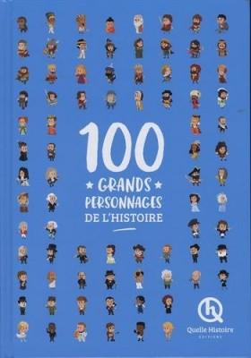 """Afficher """"100 grands personnages de l'histoire"""""""