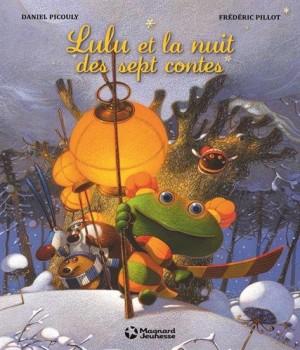 """Afficher """"Lulu et la nuit des sept contes"""""""