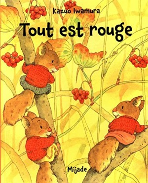 """Afficher """"Tout est rouge"""""""