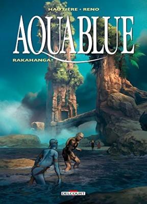 """Afficher """"Aquablue n° 16 Aquablue."""""""
