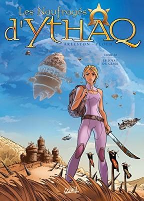 """Afficher """"Les naufragés d'Ythaq n° 14 Le Joyau du Génie"""""""