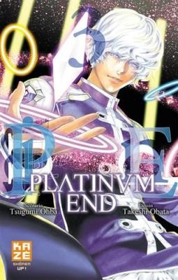 "Afficher ""Platinum end n° 3"""