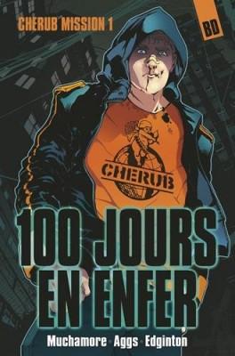 """Afficher """"Cherub n° 1 100 jours en enfer"""""""