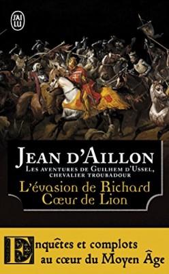"""Afficher """"Les aventures de Guilhem d'Ussel, chevalier troubadour L'évasion de Richard Coeur de Lion et autres aventures"""""""