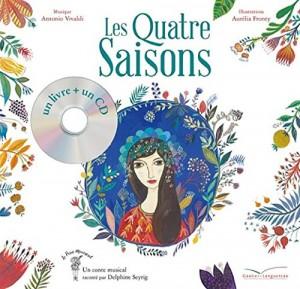 """Afficher """"Les quatre saisons"""""""