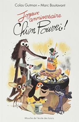 """Afficher """"Chien pourri ! Joyeux anniversaire, Chien Pourri !"""""""