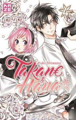 """Afficher """"Takane & Hana n° 4"""""""