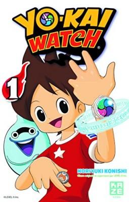 """Afficher """"Yo-kai watch n° 1"""""""
