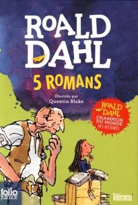 """Afficher """"Roald Dahl"""""""