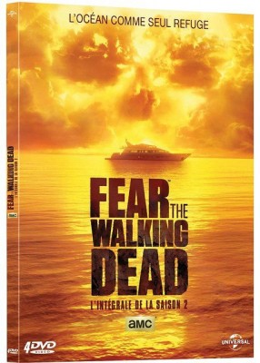 "Afficher ""Fear the walking dead n° Saison 2 Fear The Walking Dead"""