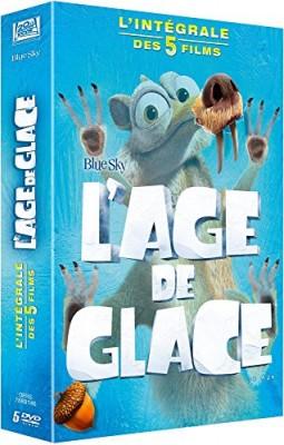 """Afficher """"L'Age de glace - L'intégrale"""""""