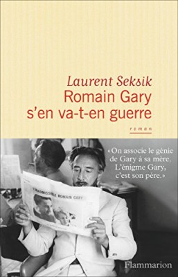 "Afficher ""Romain Gary s'en va-t-en guerre"""