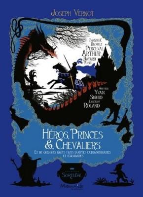 """Afficher """"Héros, princes & chevaliers"""""""