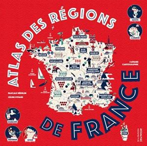 """Afficher """"Atlas des régions de France"""""""