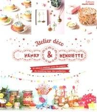"""Afficher """"Atelier déco Henry & Henriette"""""""