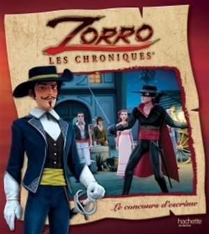 """Afficher """"Zorro, les chroniques Le concours d'escrime"""""""