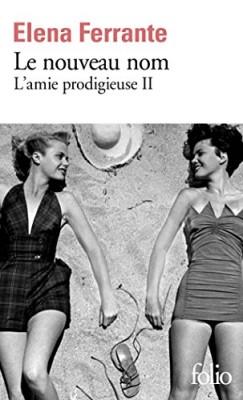 """Afficher """"L'amie prodigieuse n° 2Le nouveau nom"""""""