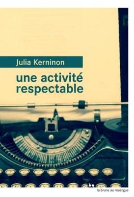"""Afficher """"Une activité respectable"""""""