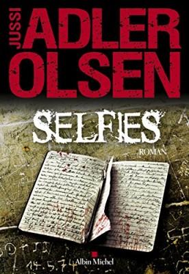 vignette de 'Les enquêtes du département V n° 7<br />Selfies (Jussi Adler-Olsen)'