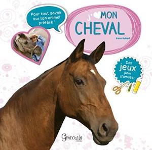 """Afficher """"J'aime mon cheval"""""""