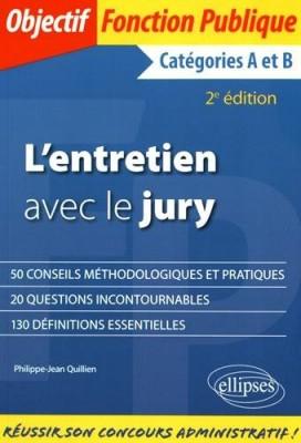 """Afficher """"L'entretien avec le jury"""""""