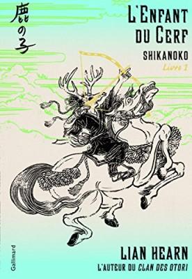 vignette de 'Shikanoko n° 1<br /> L'enfant du cerf (Lian Hearn)'